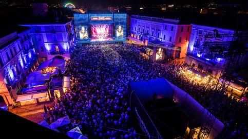 Festival luna y estrellas 2017 en Locarno