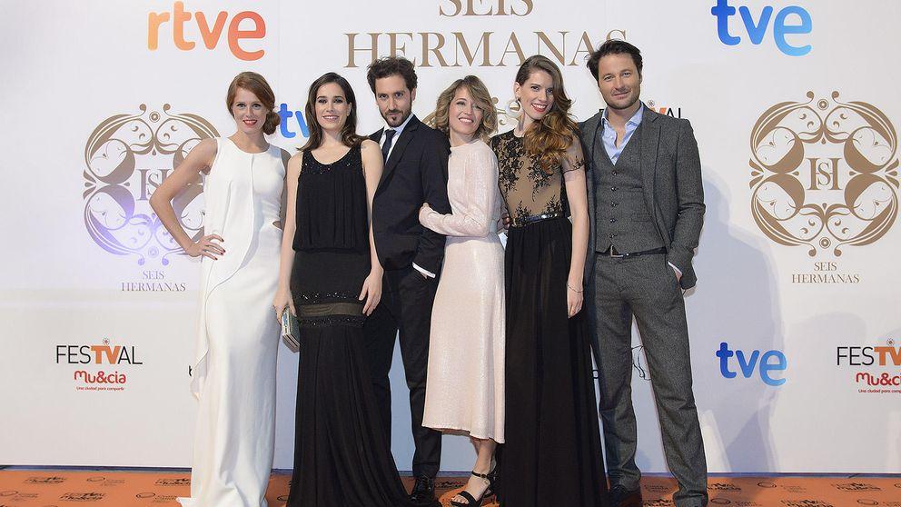De María Castro a Alex Gadea, todos los protagonistas de 'Seis Hermanas' presentan la serie de TVE