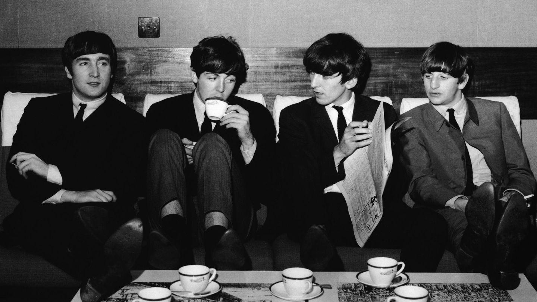 The Beatles, en una imagen de 1962. (Getty)