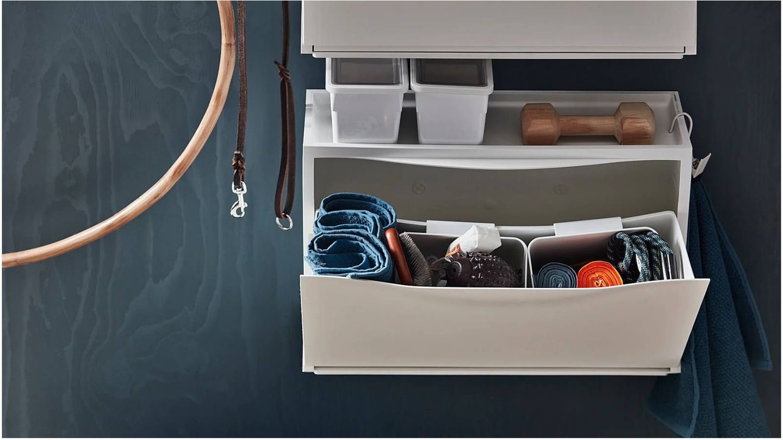 Nuevos usos para el zapatero más famoso de Ikea. (Cortesía)