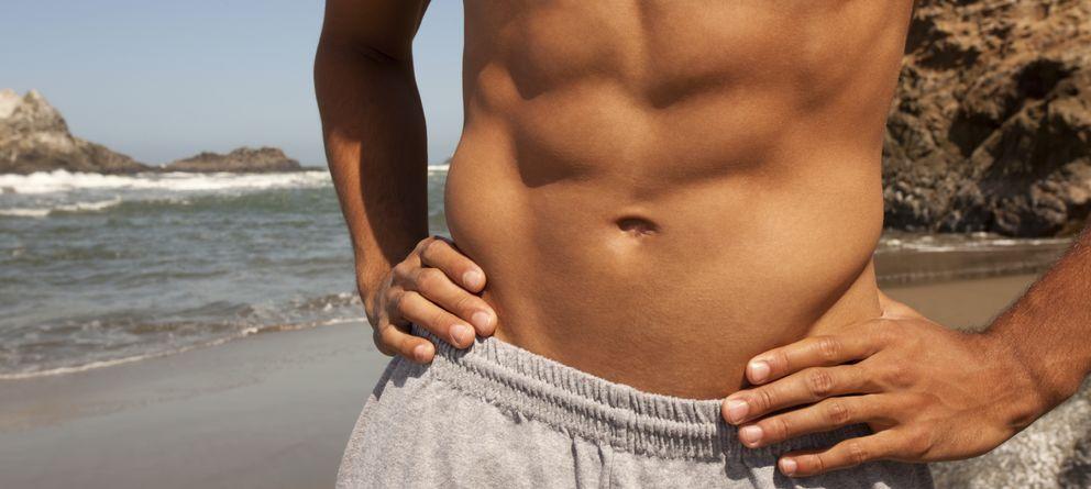 Foto: Unos abdominales sólo se consiguen con esfuerzo. (iStock)
