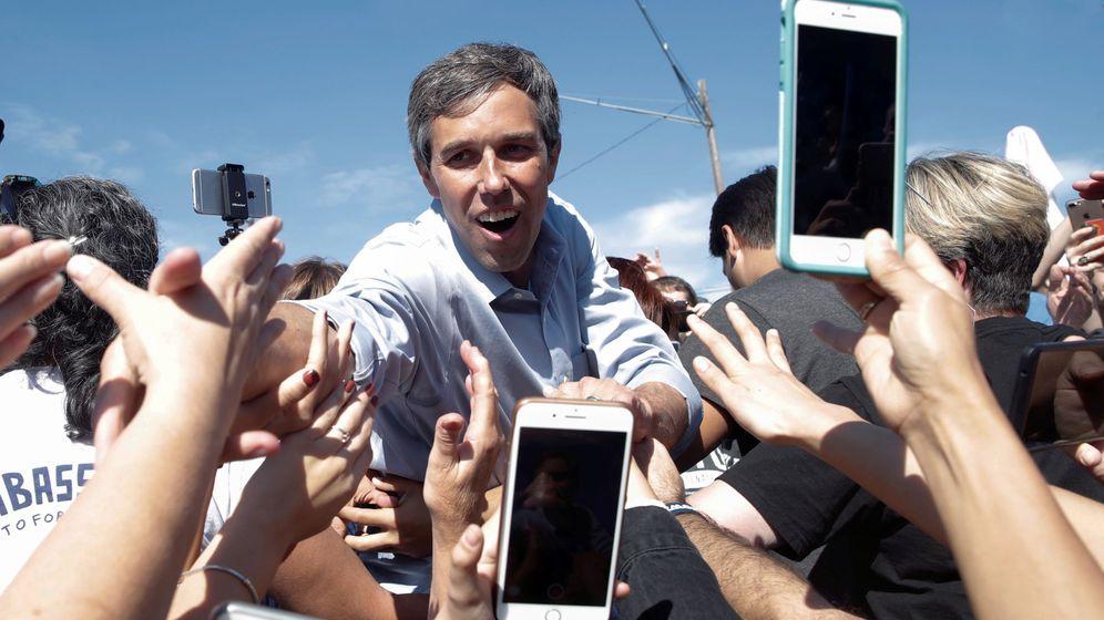 Foto: Beto O'Rourke. (Reuters)