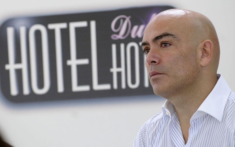 Foto: El empresario Kike Sarasola, fundador de Room Mate. (Gtres)
