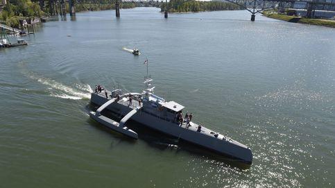 EEUU ya tiene en su poder el buque de guerra no tripulado más grande del mundo
