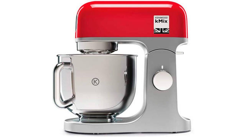 Robot de cocina con ganchos para amasar Kenwood