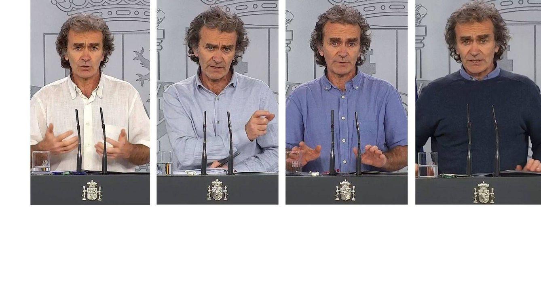 Día 72. Los enigmáticos planes de Fernando Simón para después del coronavirus