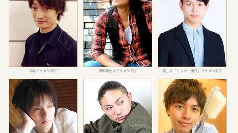 'Paños de lágrimas' por horas: Japón ofrece hombres guapos para consolar