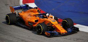 Post de Ricciardo amenaza, Fernando Alonso tiene problemas y Carlos Sainz se frota las manos