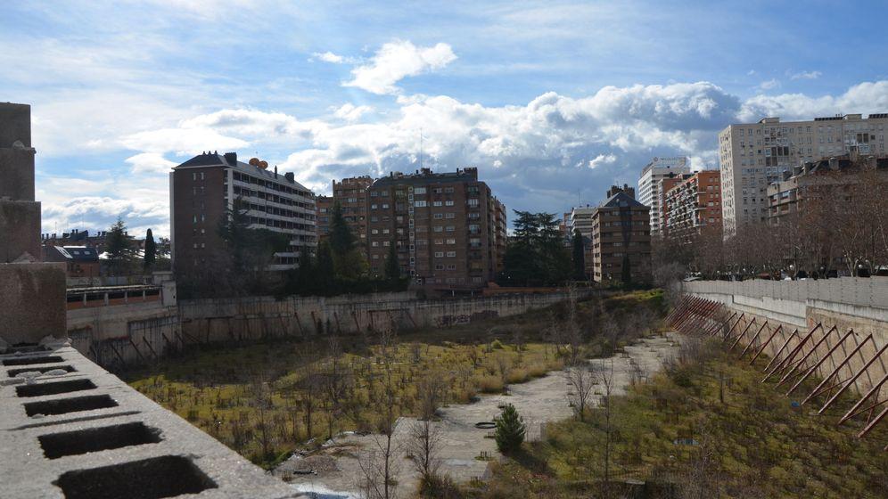 Foto: El barrio de Valdebebas, en Madrid