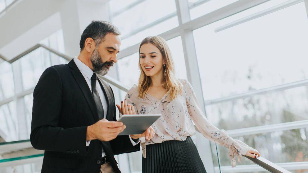 Lo que le pasa a los trabajadores de más de 50 en las empresas actuales