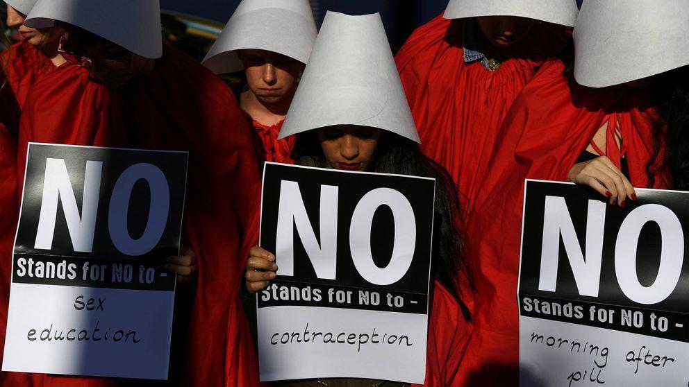 """Irlanda, ante su gran tabú: """"La ley del aborto solo afecta a mujeres que no tienen dinero"""""""