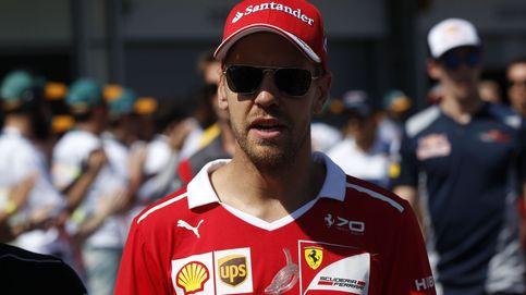 Vettel, el 'Zidane' que tiró la piedra y escondió la mano: Hamilton le meterá un puño