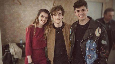 Manel Navarro, Amaia y Alfred: el pasado y el presente de Eurovisión en una foto