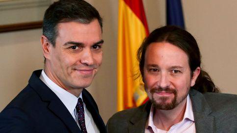 Sánchez, a la militancia del PSOE: El acuerdo con UP es imprescindible