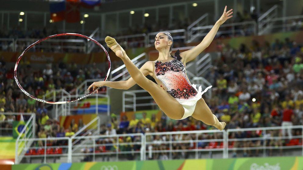 Carolina Rodríguez muestra un gran nivel y estará en la final de gimnasia