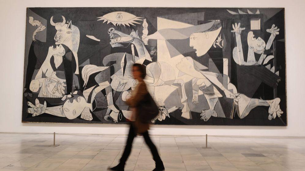 Foto: Imagen de archivo del 'Guernica'. (Reuters)