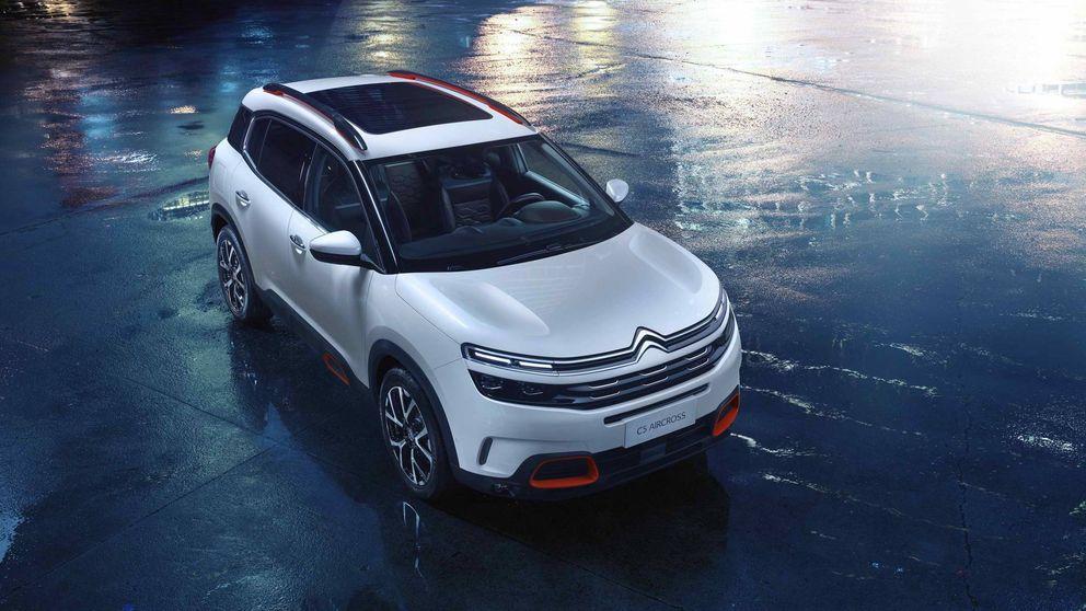 Citroën apuesta por los todocaminos con el C5 Aircross