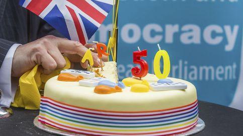 El UKIP celebra la salida de la UE