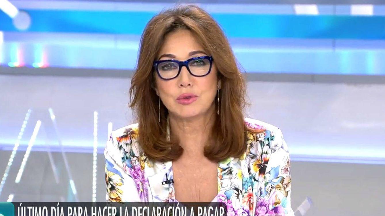 La petición de Ana Rosa Quintana tras pagar mucho a Hacienda