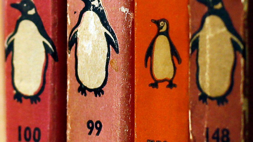 Foto: Libros de Penguin Random House. (Reuters)