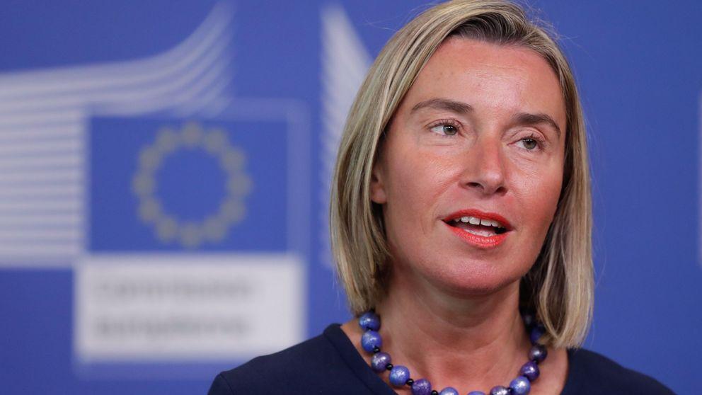 La UE dice que la aplicación de la ley Helms-Burton debilita la relación con EEUU