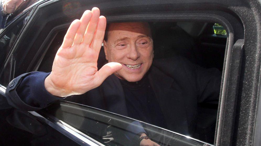 Foto: El exprimer ministro italiano Silvio Berlusconi. (Efe)