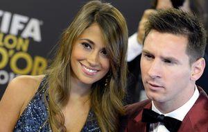 Las cuatro reglas del dandi de gala, según Leo Messi