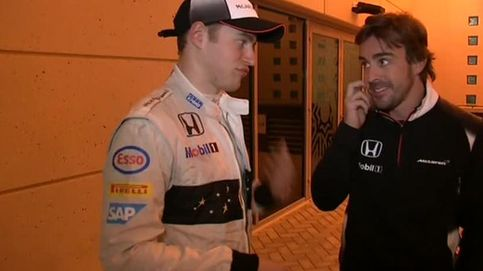 Stoffel Vandoorne amenaza a Button para pilotar en McLaren en 2017