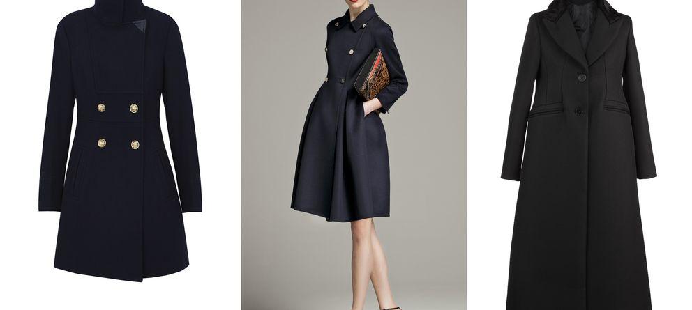 Moda abrigos mujer 2016