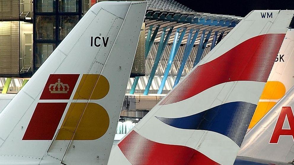 Bruselas 'no traga' con el plan de IAG para mantener sus vuelos con un Brexit duro