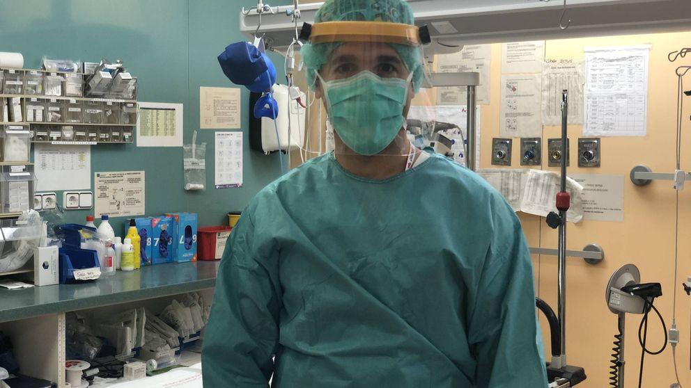 En primera persona: Los enfermeros de Urgencias estamos consiguiendo dar ilusión