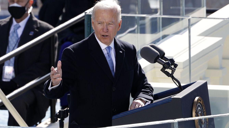 La democracia ha prevalecido: Joe Biden jura el cargo como el 46º presidente de EEUU
