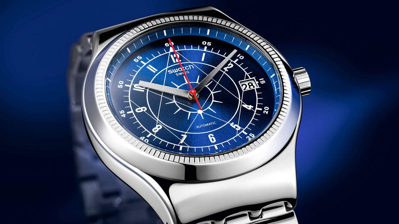 el nuevo sistem irony es el reloj de aquellos que valoran el diseo clsico y el estilo de la marca