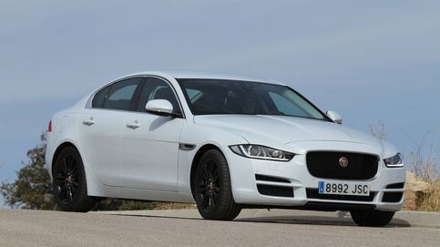 Jaguar XE, una berlina deportiva de consumo muy ajustado