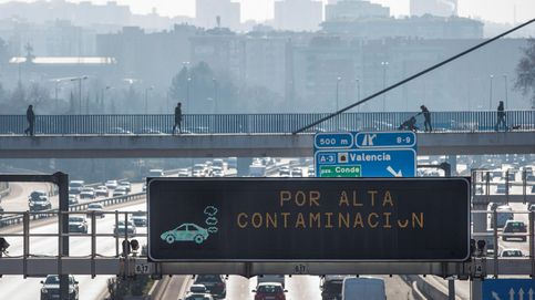 Madrid reduce este miércoles la velocidad máxima a 70 km/hora en la M-30 y accesos