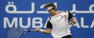 Ferrer se cita con Nadal y Djokovic con Federer en Abu Dhabi