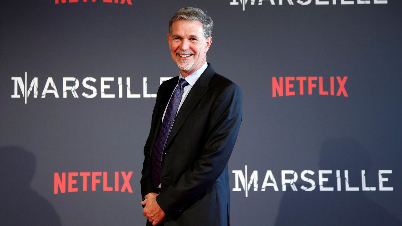 Reed Hastings, CEO de Netflix. (Reuters)
