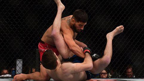UFC 264: Ilia Topuria descifra a Ryan Hall y sitúa a España en primera plana de las MMA