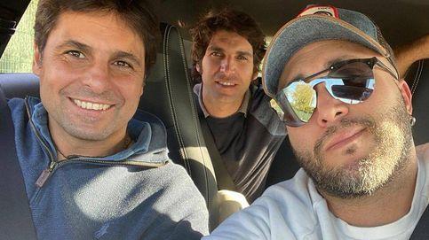 Los hermanos Rivera, más unidos que nunca: la foto que lo escenifica