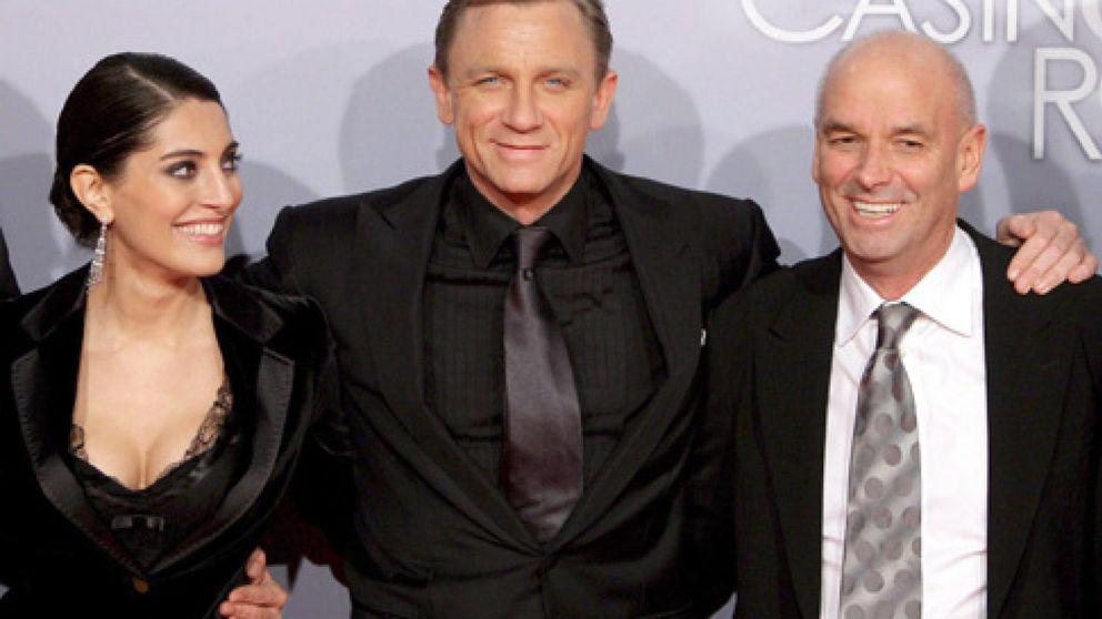 El nuevo James Bond y el asesino de 'El Perfume' llegan al cine