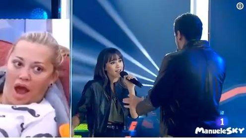 El nuevo vídeo viral de Belén Esteban comentando las actuaciones de 'OT'