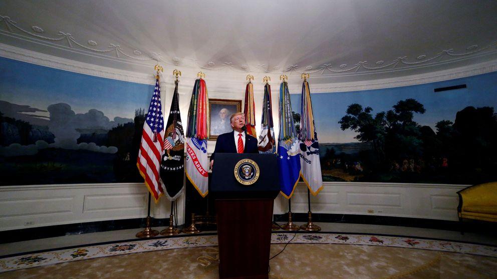 Trump anuncia la muerte del líder de Daesh en una ofensiva de EEUU: Como un perro