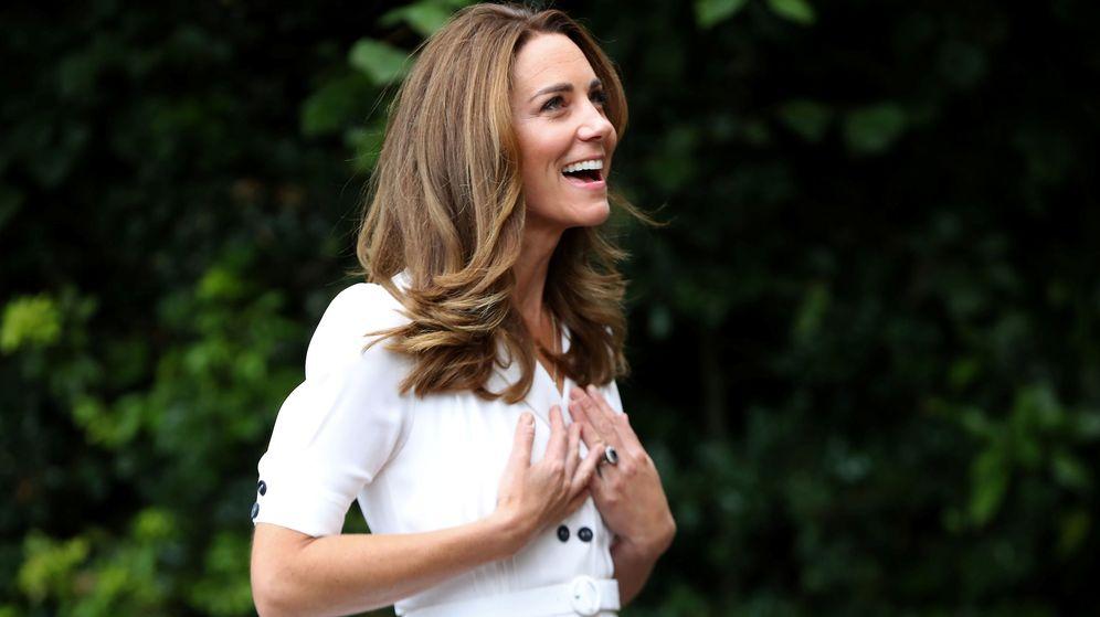 Foto: Kate Middleton en uno de sus últimos actos. (REUTERS)