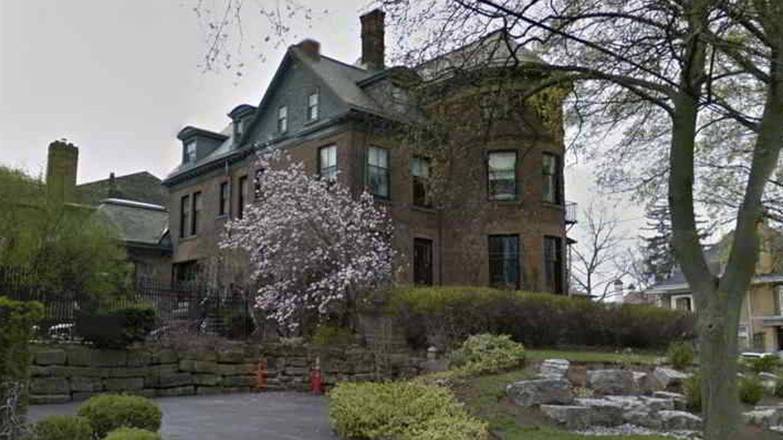 La casa de los Waterford. (HBO)