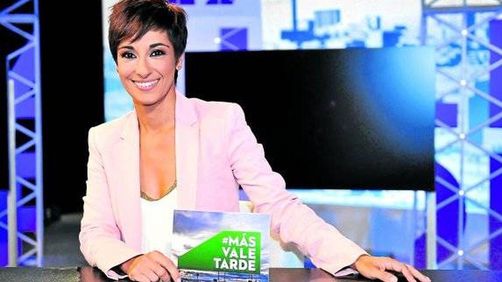 Adela González deja 'Más vale tarde' y se va a ETB con Ion Aramendi ('Sálvame')
