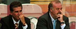 """Del Bosque recuerda su salida tras 36 años: """"En el Madrid, en vez de afecto me dieron palos"""""""