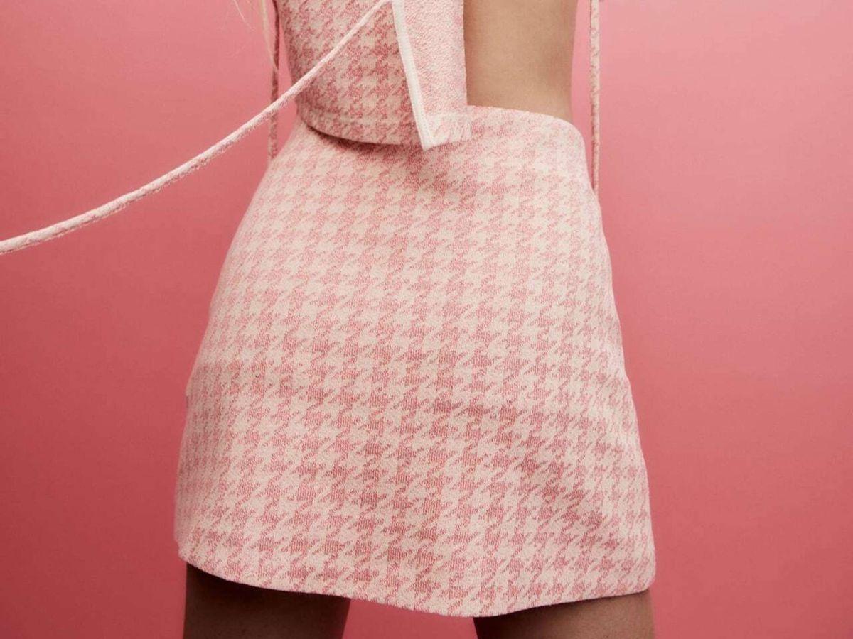 Foto: La nueva falda pantalón de Zara. (Cortesía)