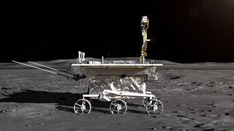 China logra el primer alunizaje en la cara oculta de la luna