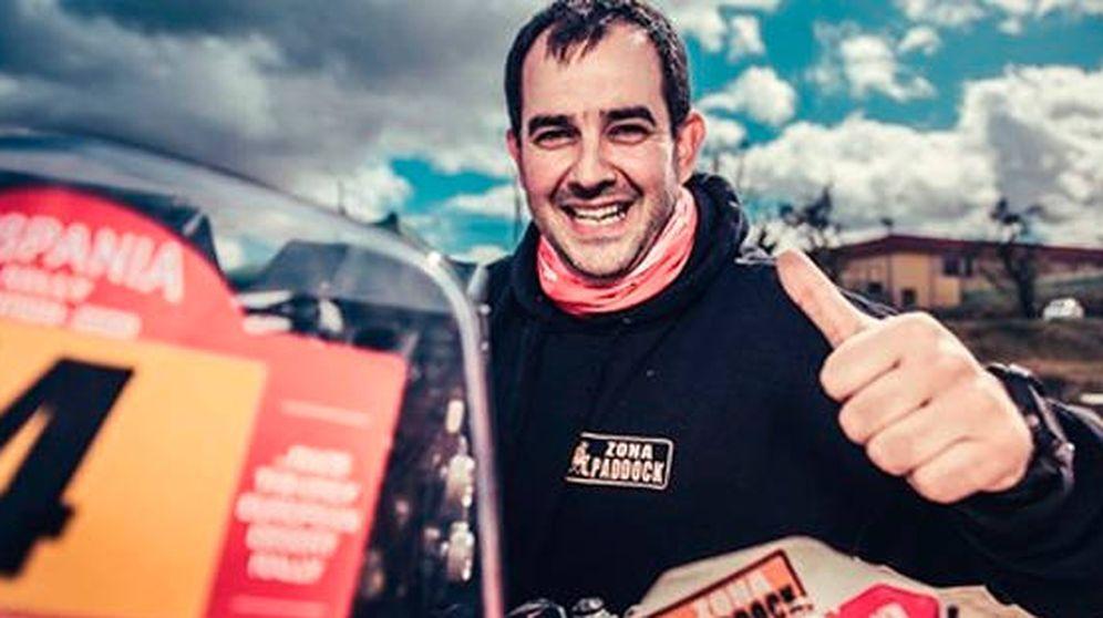 Foto: Alberto Martínez tenía 42 años (Foto: Hispania Rally)
