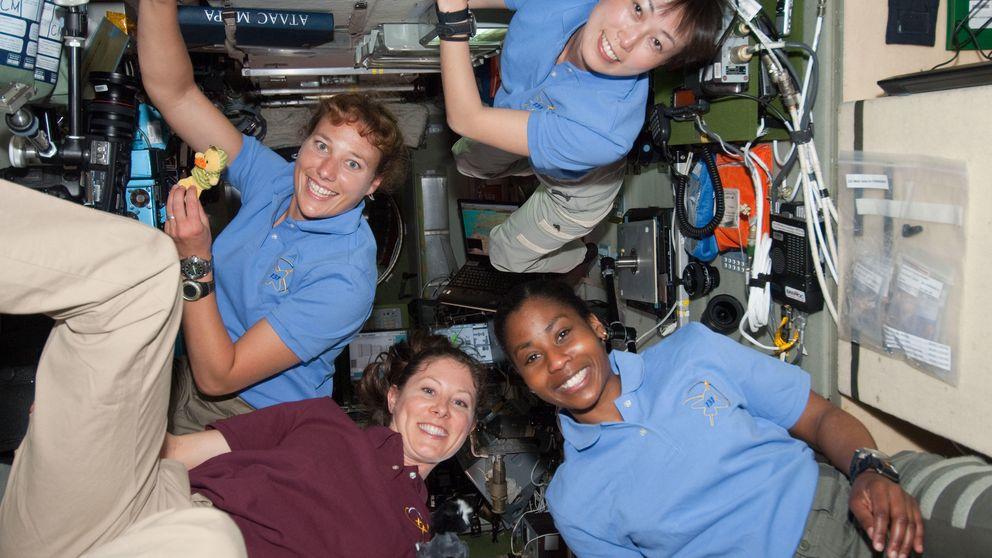 Ocho mujeres que protagonizaron la conquista del espacio